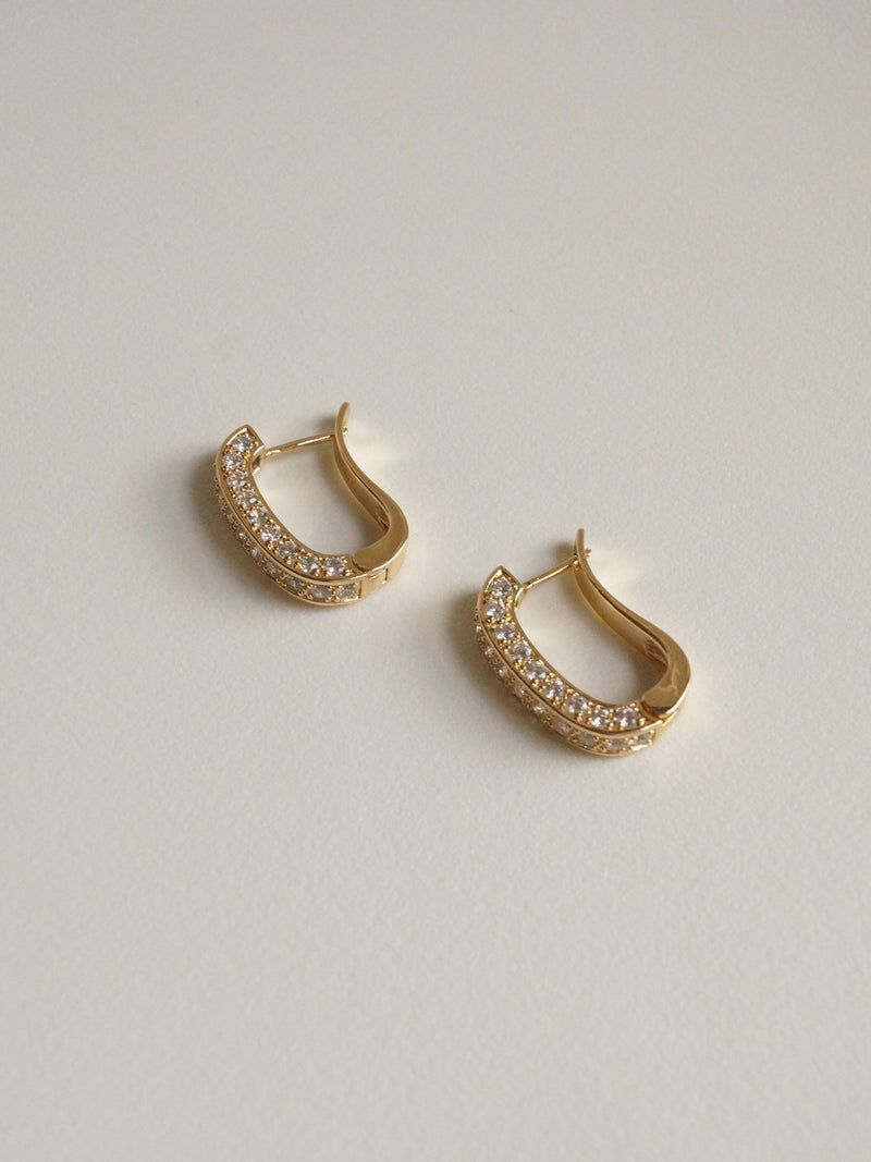 MANA Earrings *Gold-plated