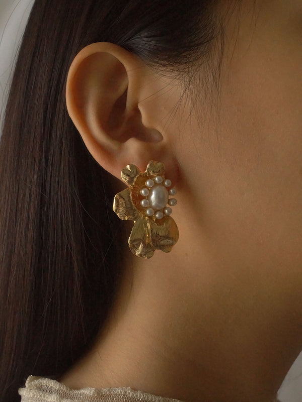 MAPALO Earrings *S925 Earposts