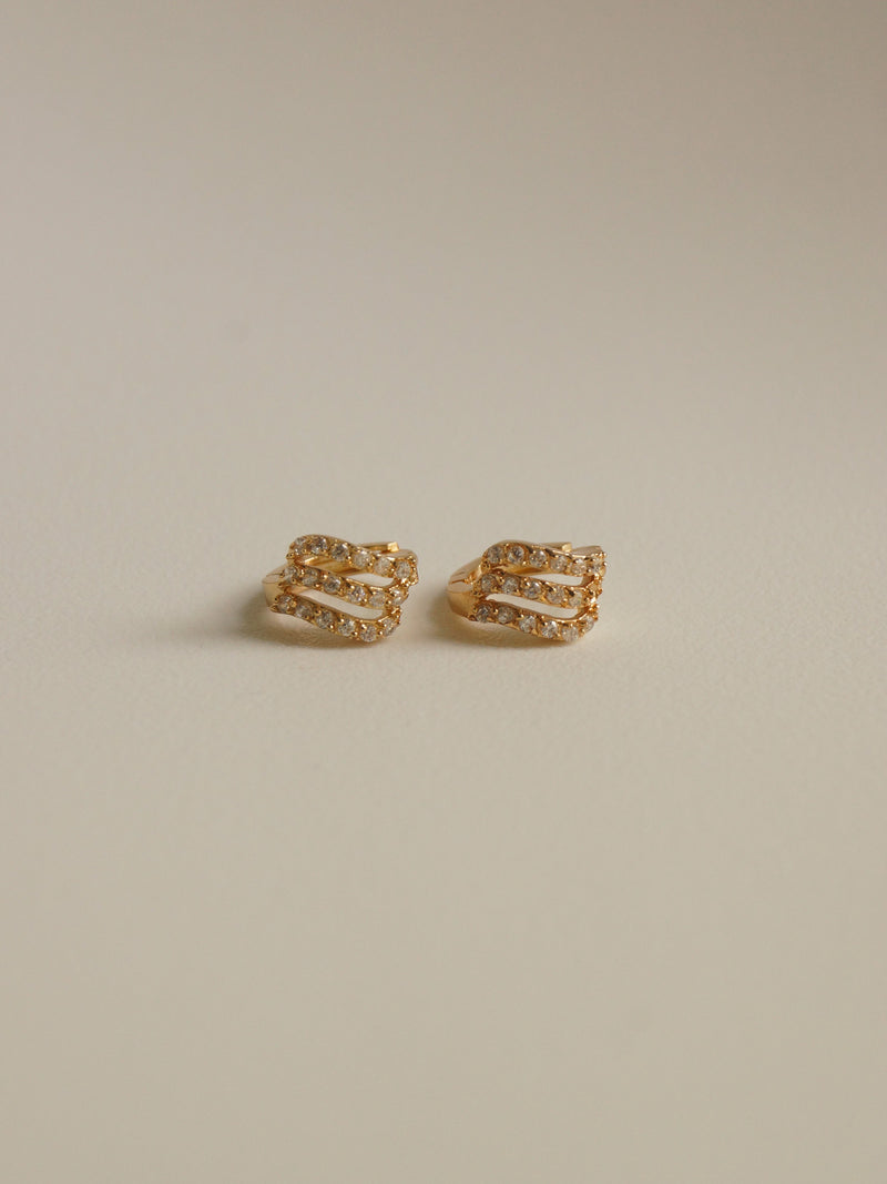 MATILDE Earrings *Gold-plated