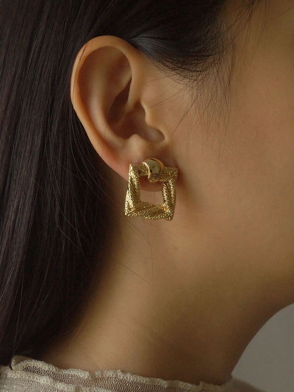 MEHR Earrings - Gold *S925 Earposts