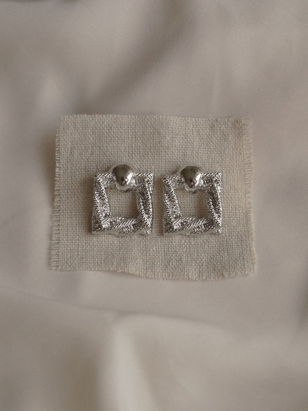 MEHR Earrings - Silver *S925 Earposts