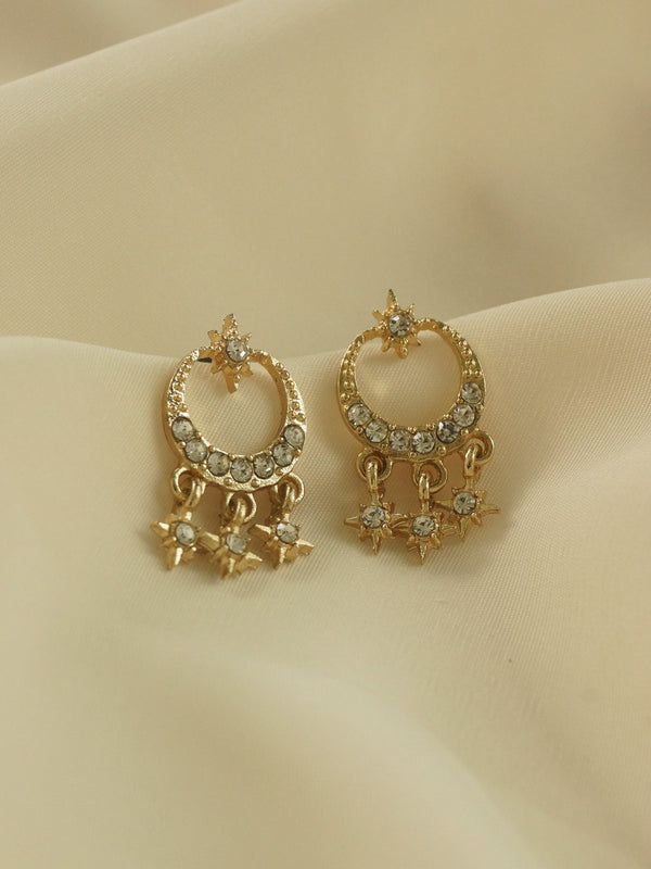 Midnight Jewel Earrings