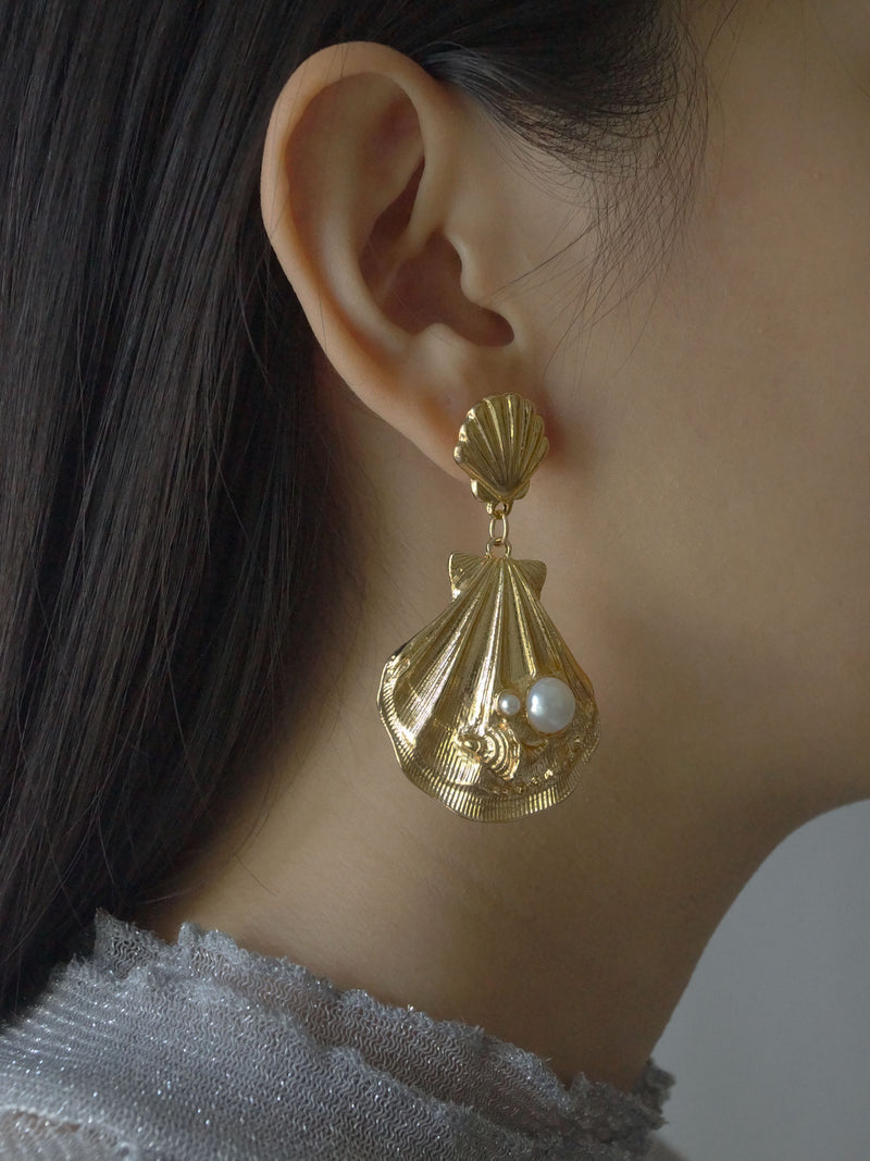 MIKELLE Earrings - Gold