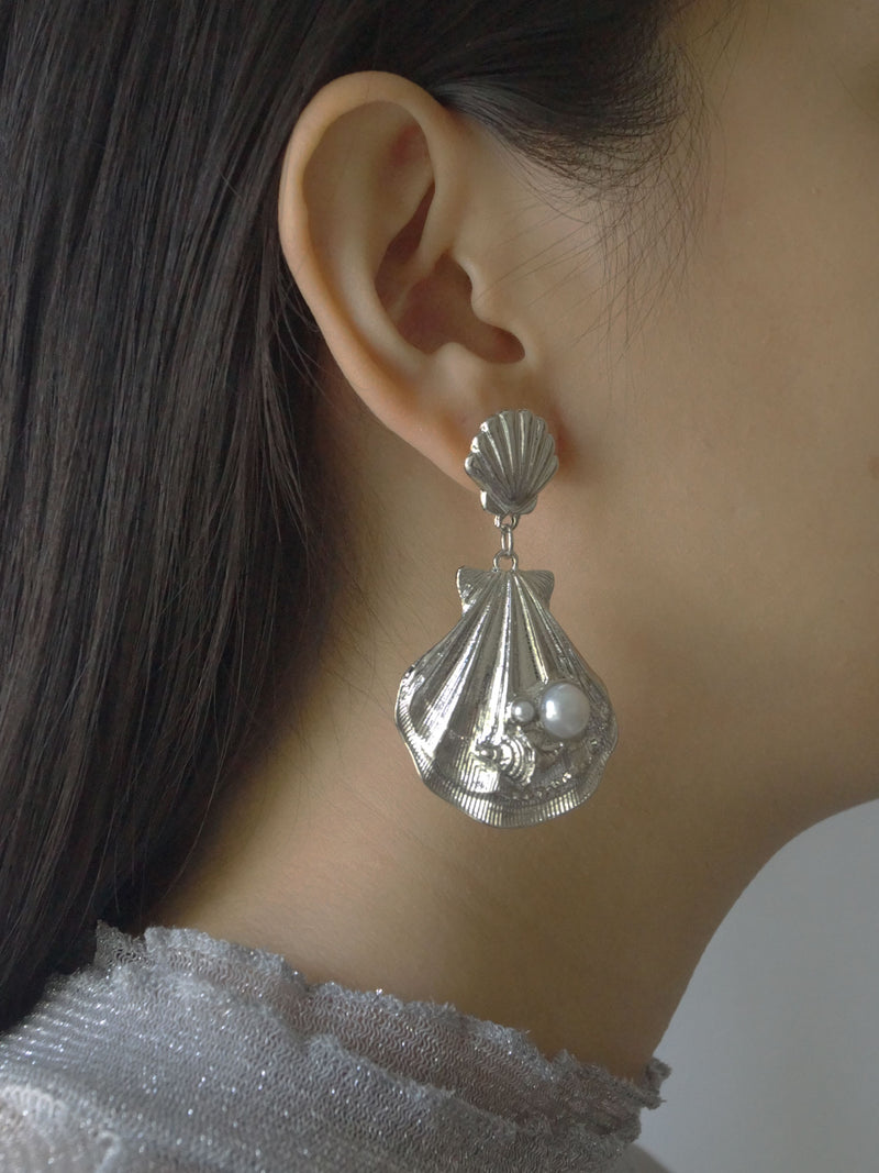 MIKELLE Earrings - Silver