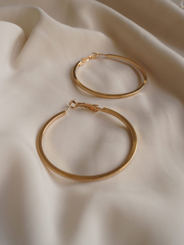 MLATHI Hoops - Gold (Large)