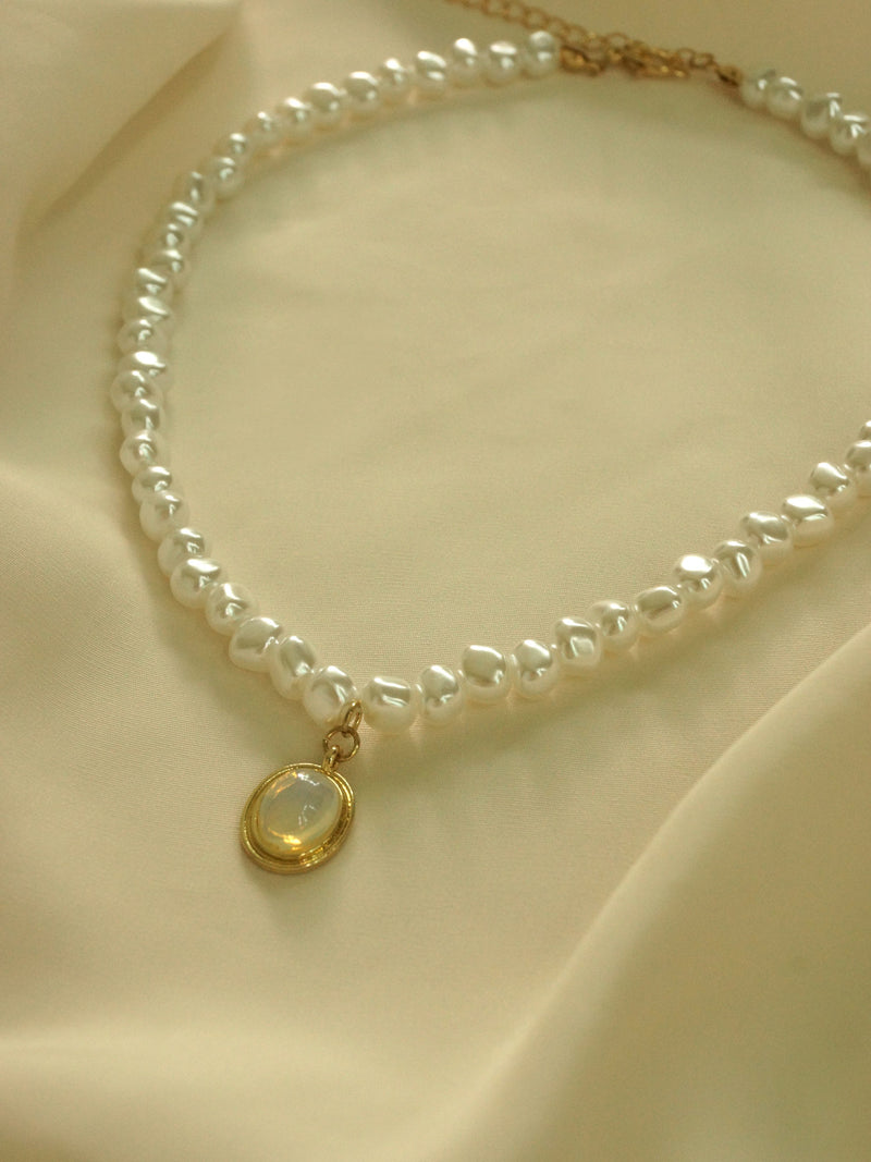Nefertari's Pearl Necklace