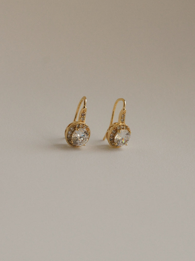 ROSEMARY Earrings *Gold-plated