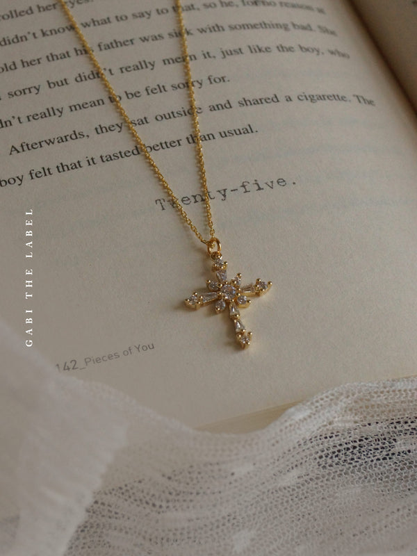 SONNET Necklace *18K Gold-plated