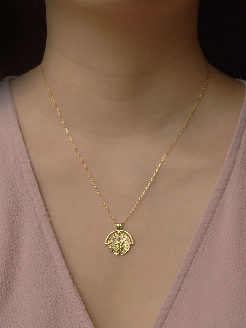 SOREN Necklace *18K Gold-plated