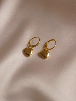 Sweet Pea Huggies *14k Gold-filled (GABI PREMIUM)