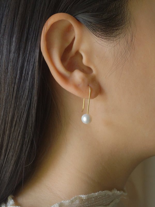 THALASSA Pearl Earrings