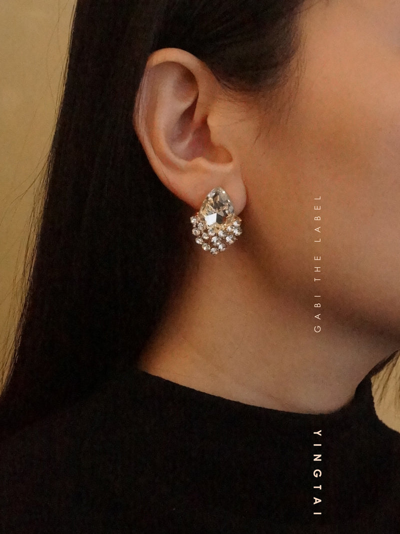 YINGTAI Earrings - Crystal