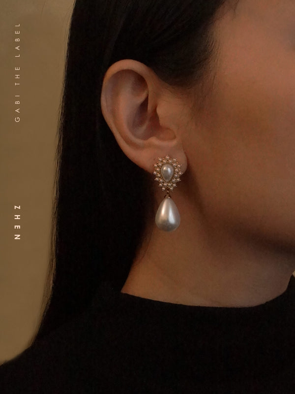 ZHEN Earrings *S925 Earposts
