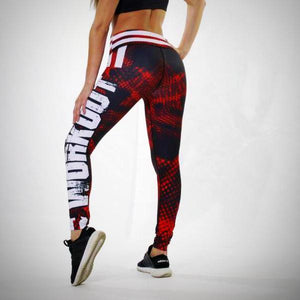 Leggin Workout - Ref. 7217