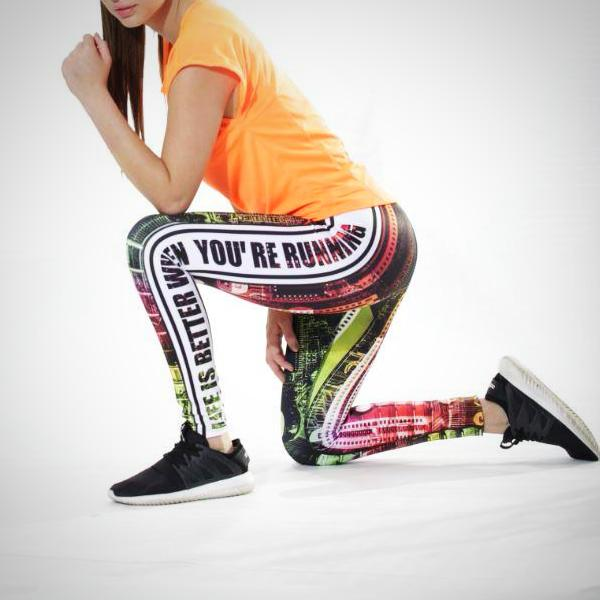 Leggin  Luminous City - Ref. 7201