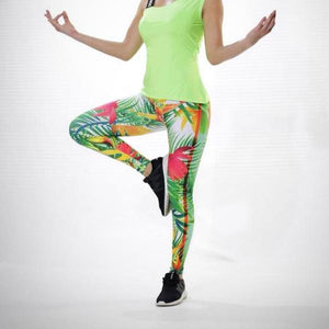 Leggin Tropical Vibes - Ref. 7202