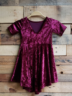 Elizabeth High Low Dress