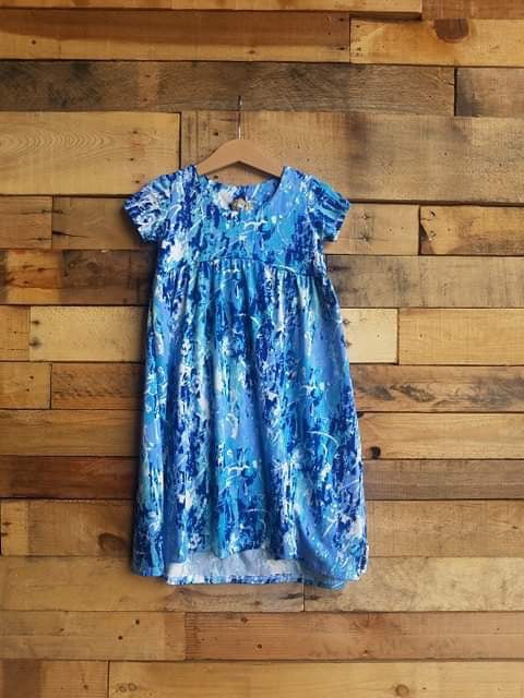 Everleigh Maxi Dress SAMPLE