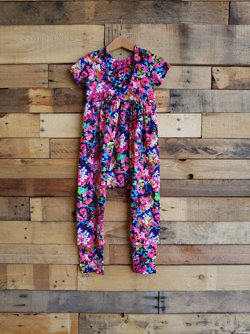 Charlie Romper SAMPLE