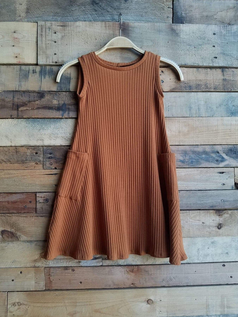 Dallas Swing Dress SAMPLE