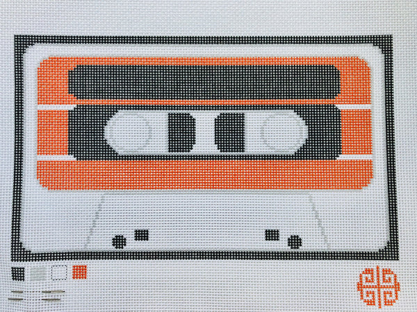 Prerelease of The Needlepoint Cassette Kit