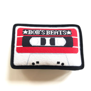 The Needlepoint Cassette Kit with Printed Canvas