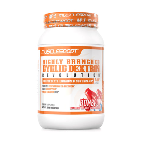 MUSCLESPORT CYCLIC DEXTRIN REVOLUTION