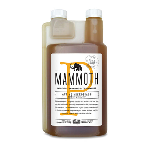 mammoth p active microbials