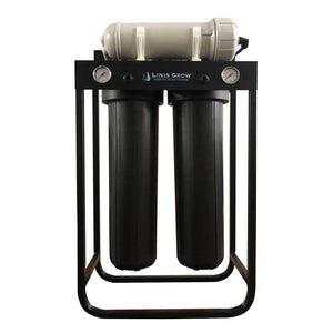 Commercial 3 Stage RO System with Catalytic Carbon Pre Filter 800 GPD