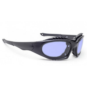 Hydrospecs Growers Glasses Model 1362 for HPS / MH / CMH in Black Frame