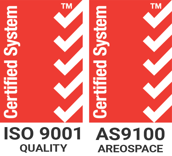 ISO 9001 Quality and AS9100 Aerospace