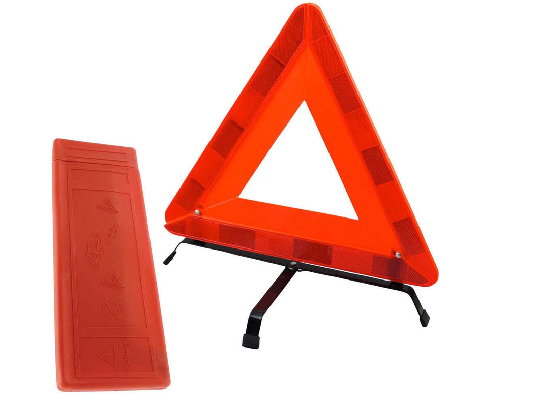 Car warning triangle