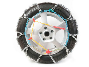 Top Gear Snow Chains 4x4 fits 15 inch wheels