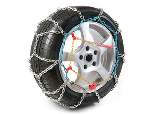 "Snow Chains van with 16"" wheels"