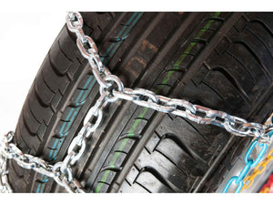 "Car Snow Chains 4x4 fits 14"" wheels"