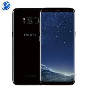 Original Samsung Galaxy S8 Single Sim Cellphone 5.8'' inch screen 12.0MP 4G RAM 64G ROM 4G LTE Octa core Smartphone Fingerprint