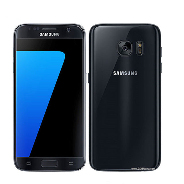 Unlocked Samsung Galaxy S7 G930F Original Quad Core 4GB RAM 32G ROM Waterproof 4G LTE NFC GPS Super AMOLED Touchscreen Galaxy S7