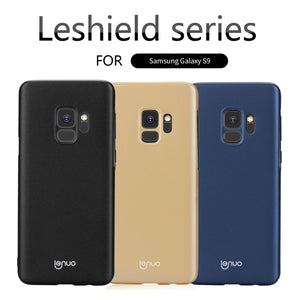 sFor Samsung Galaxy S9 Case Lenuo Leshield PC back Cover Case For Samsung S9 5.77 inch