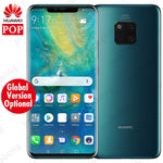 HUAWEI Mate 20 Pro Mobile Phone 6.39 inch Full Screen waterproof IP68 40 MP 4 Cameras Kirin 980 octa core quick charger 10V/4A