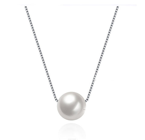 The Ivory Pearl Necklace