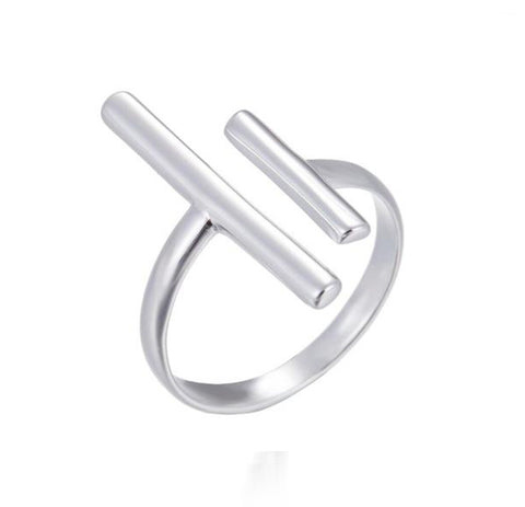 Image of Double Bar Ring