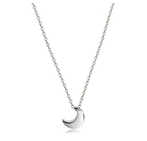 Image of Midnight Moon Necklace