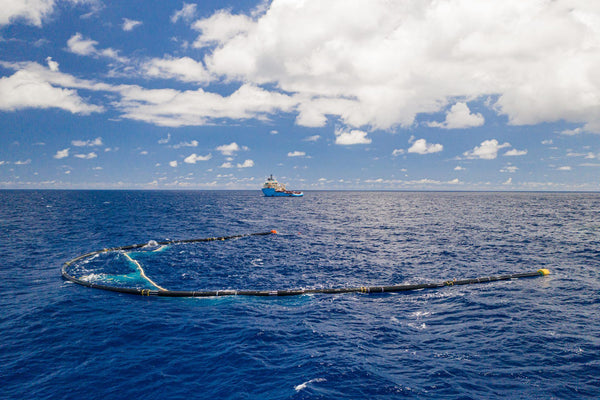 UPDATE: The Ocean Cleanup Progress