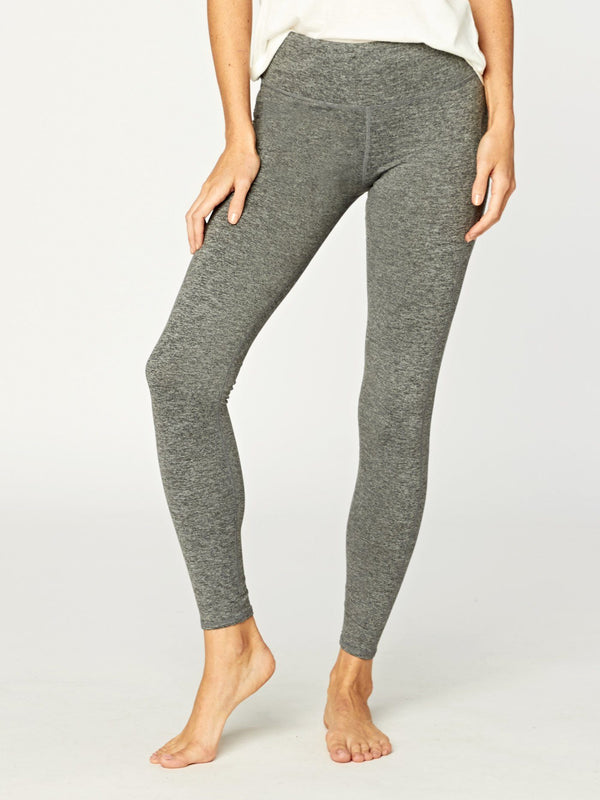 23e11b75a4f473 Firefly Legging in heather charcoal