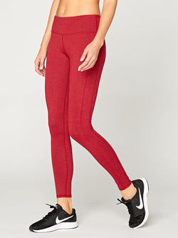 Firefly Legging Womens Bottoms Pants Threads 4 Thought XS Ruby Red
