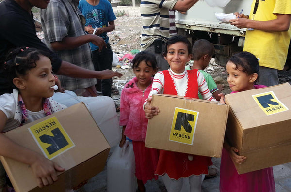 Emergency Kit Donation IRC International Rescue Committee