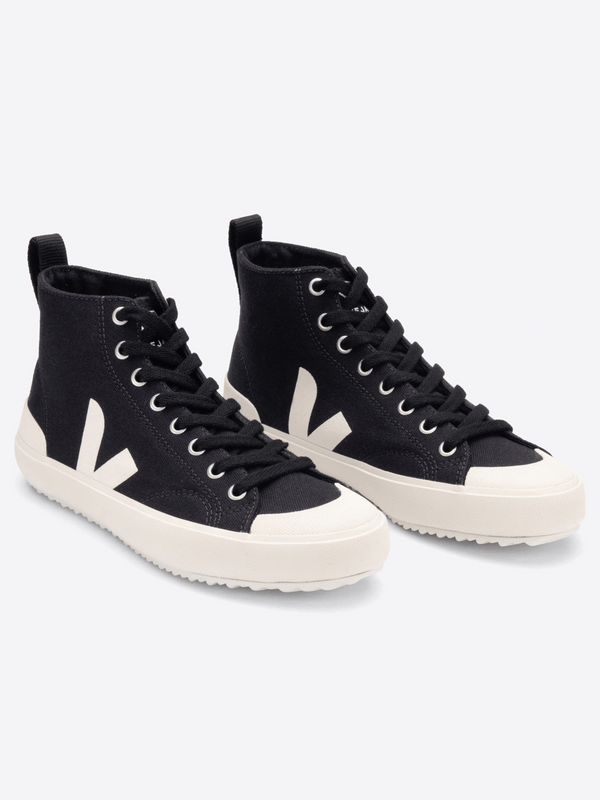 Veja Men's High Top Nova Canvas Accessories - Mens - Shoes Veja