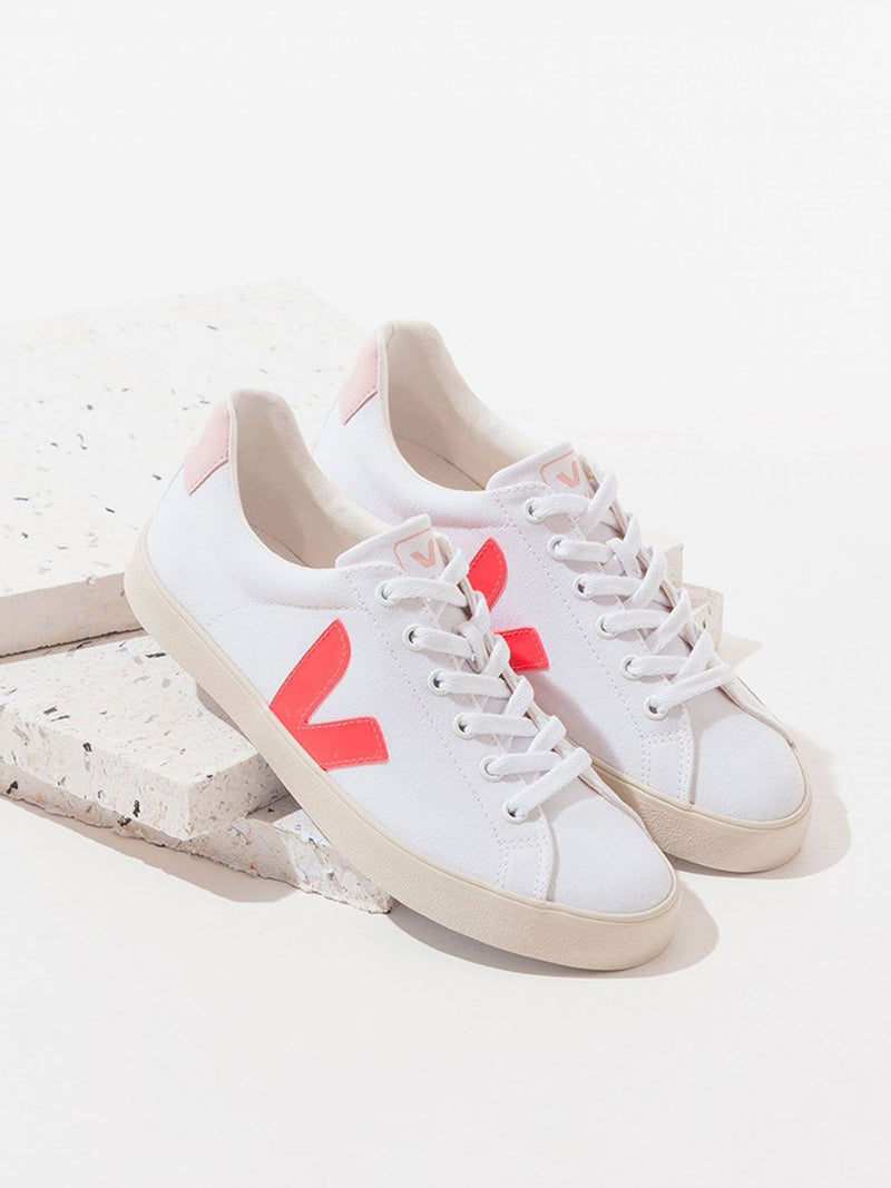 Veja Women's Canvas Esplar Accessories - Womens - Shoes Veja