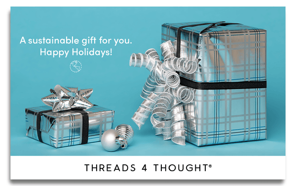 Digital Gift Card For Holiday Gift Card Threads 4 Thought