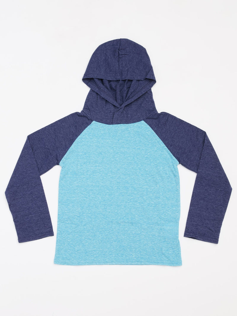 Raglan Pullover Hoodie Boys Outerwear Sweatshirts Threads 4 Thought